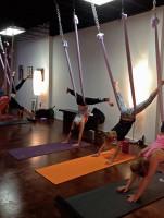 Yoga Warrior: Aire Yoga