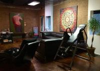 Advanced Therapeutics and Yoga Warrior Studio Lobby