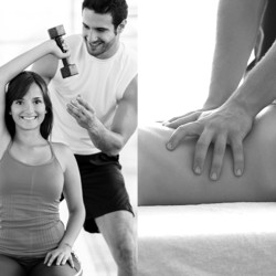 Workout and Massage
